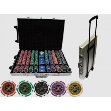 Набор для покера Ultimate на 1000 фишек