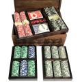 Набор для покера Витязь на распутье 500 фишек