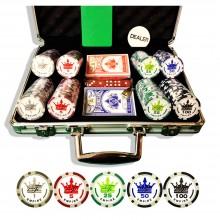 Набор для покера Empire на 200 фишек Premium
