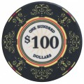 Набор для покера Luxury Ceramic на 1000 фишек