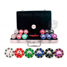 Набор для покера Royal Flush на 300 фишек Premium