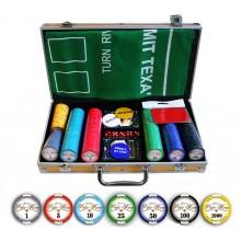 Покерный набор Valentino на 300 фишек