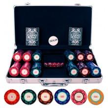Набор для покера Casino Royale на 300 фишек Premium