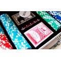 Набор для покера NUTS+ на 300 фишек Premium
