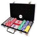 Набор для покера NUTS+ на 300 фишек