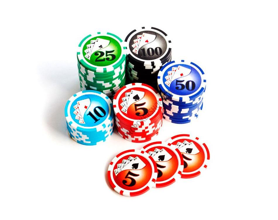 сколько стоят фишки в казино