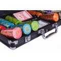 Купить в Москве Набор для покера сompas 300 фишек