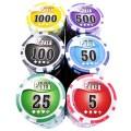 Набор для покера NUTS на 500 фишек Lite