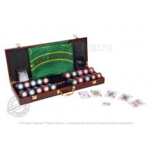 Набор для покера Casino Royale LUX на 500 фишек