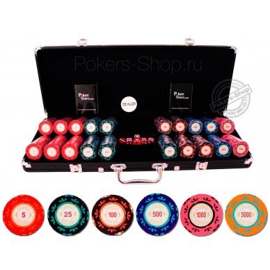 Набор для покера Casino Royale на 500 фишек Premium