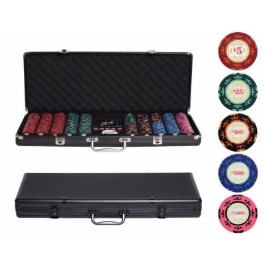 Набор для покера Casino Royale на 500 фишек Ultra