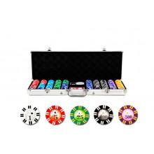Набор для покера Royal Flush на 500 фишек Premium