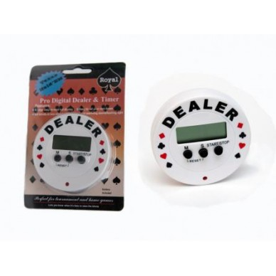 Кнопка дилера с таймером отсчета времени (BLIND TIMER)
