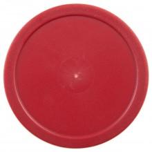 Шайба для аэрохоккея D76 мм, красная