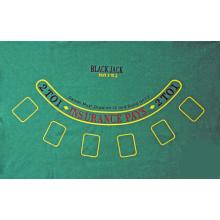 Сукно для покера и блэк-джека (90Х60 см.)