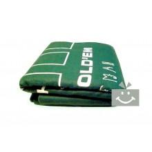 Сукно с покерной разметкой, 90х180x0.2 см