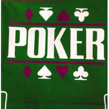 Сукно для покера (90Х90Х0,2см.)