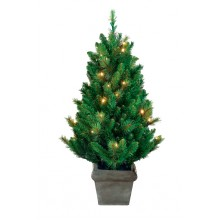 Светодиодная елка Звезда 90см
