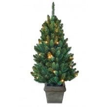 Светодиодная елка Горная 90см