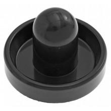 Бита для аэрохоккея «Power Play» D95 мм, черная