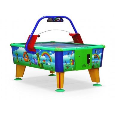 Аэрохоккей «Gameland» 5 ф (163 х 107 х 67 см, цветной, жетоноприемник/купюроприемник)