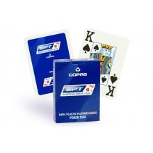 """Карты для покера """"Copag EPT"""" 100% пластик, Бельгия"""