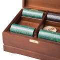 Набор для покера ceramic vip на 250 фишек