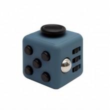 Fidget Cube синий с черным