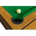 Cтол-трансформер «Twister» 3 в 1 (бильярд, аэрохоккей, настольный теннис)